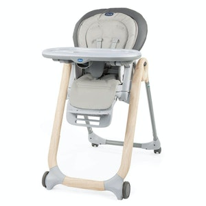Chicco Polly Progres5 Highchair - Scandinavian Wood [Special Edition]