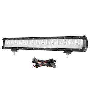 DEFEND INDUST DEFEND INDUST 20inch Cree LED Light Bar combo Driving Lamp Offroad 4WD SUV Truck