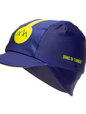 Band of Climbers Team Thermal Cap - Navy