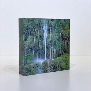 OTWAY FLOW - Acrylic Desk Block