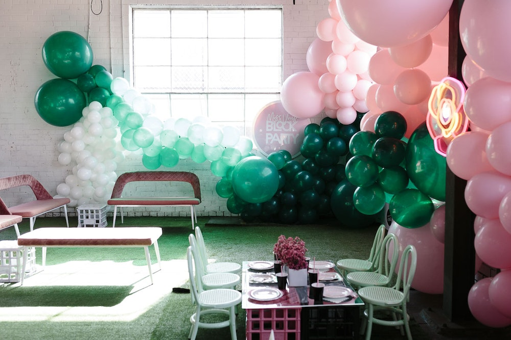 Creating Beautiful Kids Party