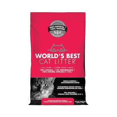 Worlds Best Cat Litter Clumping Multi-Cat Litter Odour Control - 2 Sizes