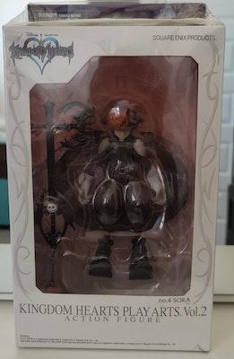 Kingdom Hearts Halloween Sora
