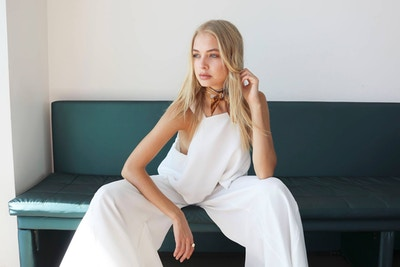 TREND WATCH: WHITE ON WHITE