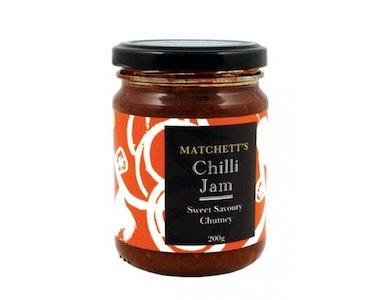 Matchett's Chilli Jam