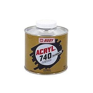 740 Acryl Normal Thinner 500ml