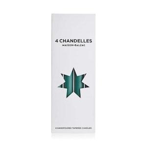 4 CHANDELLES - TEAL