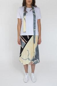 ngali Killara Silk Skirt - Common Ground - Low Inventory