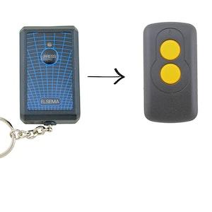 Remote Pro Elsema Compatible Remote