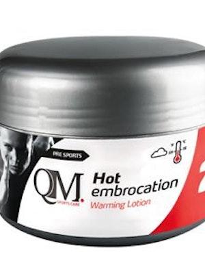 Velopress QM SPORTSCARE Hot Embrocation Cream