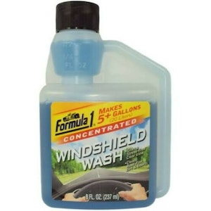 Windshield Wash Concentrate Streak free 237ml
