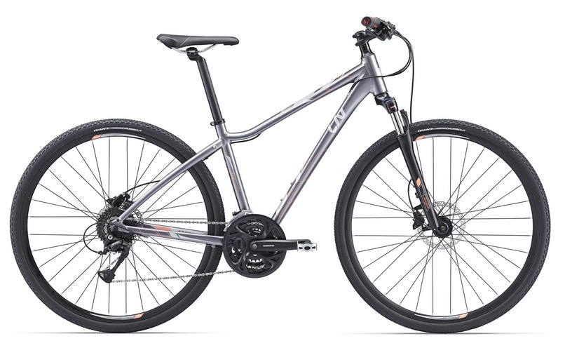 Rove 2 Disc, Hybrid Bikes