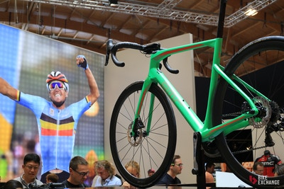 BMC Bikes 2017 mit neuem Allrounder-Rennrad und viel Modellpflege