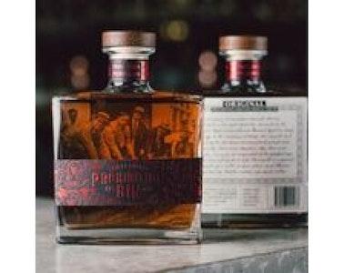 Prohibition Shiraz Barrel Aged Gin 500ml 60% ABV