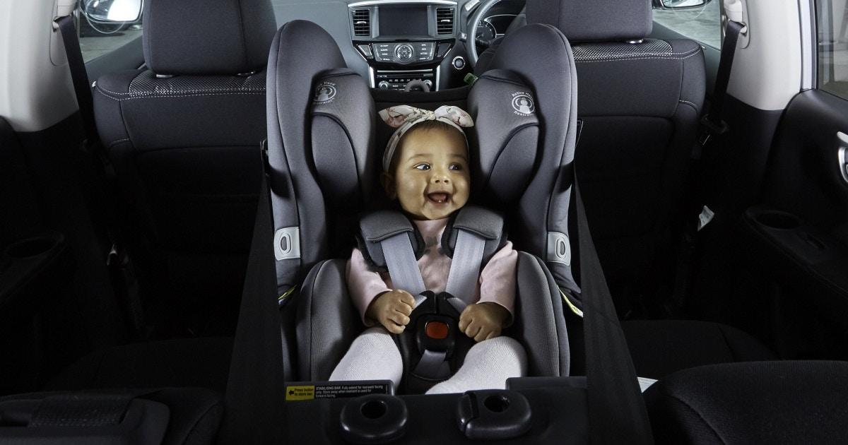 Car restraint safety