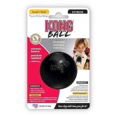 KONG Extreme Ball Dog Toy for Powerful Chewers