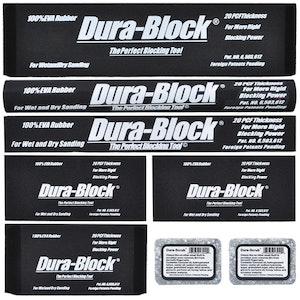 Dura-Block 6 piece kit - AF44A