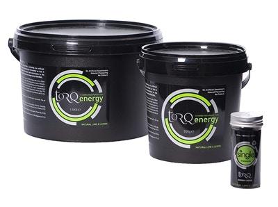 Torq Nutrition Energy Drink, Powders