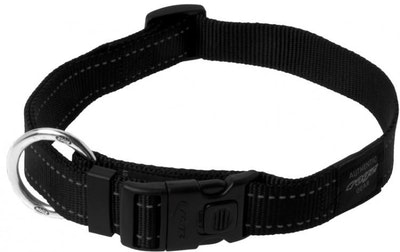 Rogz Utility Collar Black