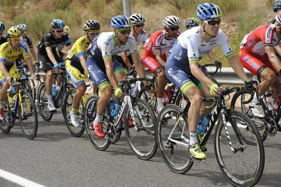 Vuelta  14 Stage 8