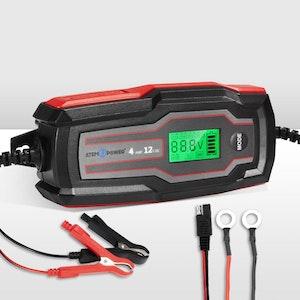 Smart Battery Charger 4A 6V/12V