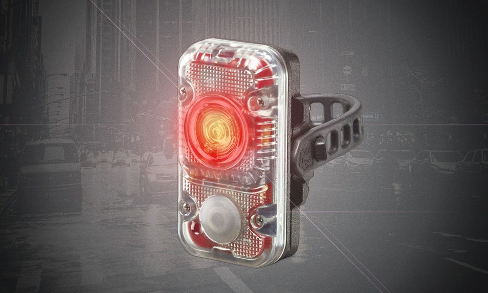 Cycling Daytime Lights Lupine Rotlicht rear