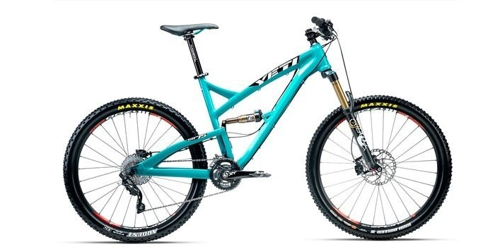 "Yeti SB75 27.5"" Mountain Bike Review"
