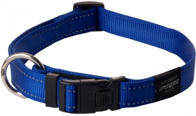 Rogz Utility Collar Blue