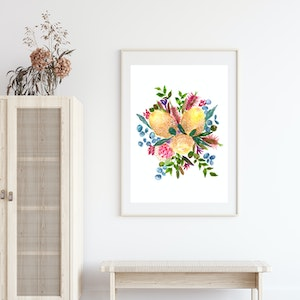 Banksia Bouquet - Limited Edition Print