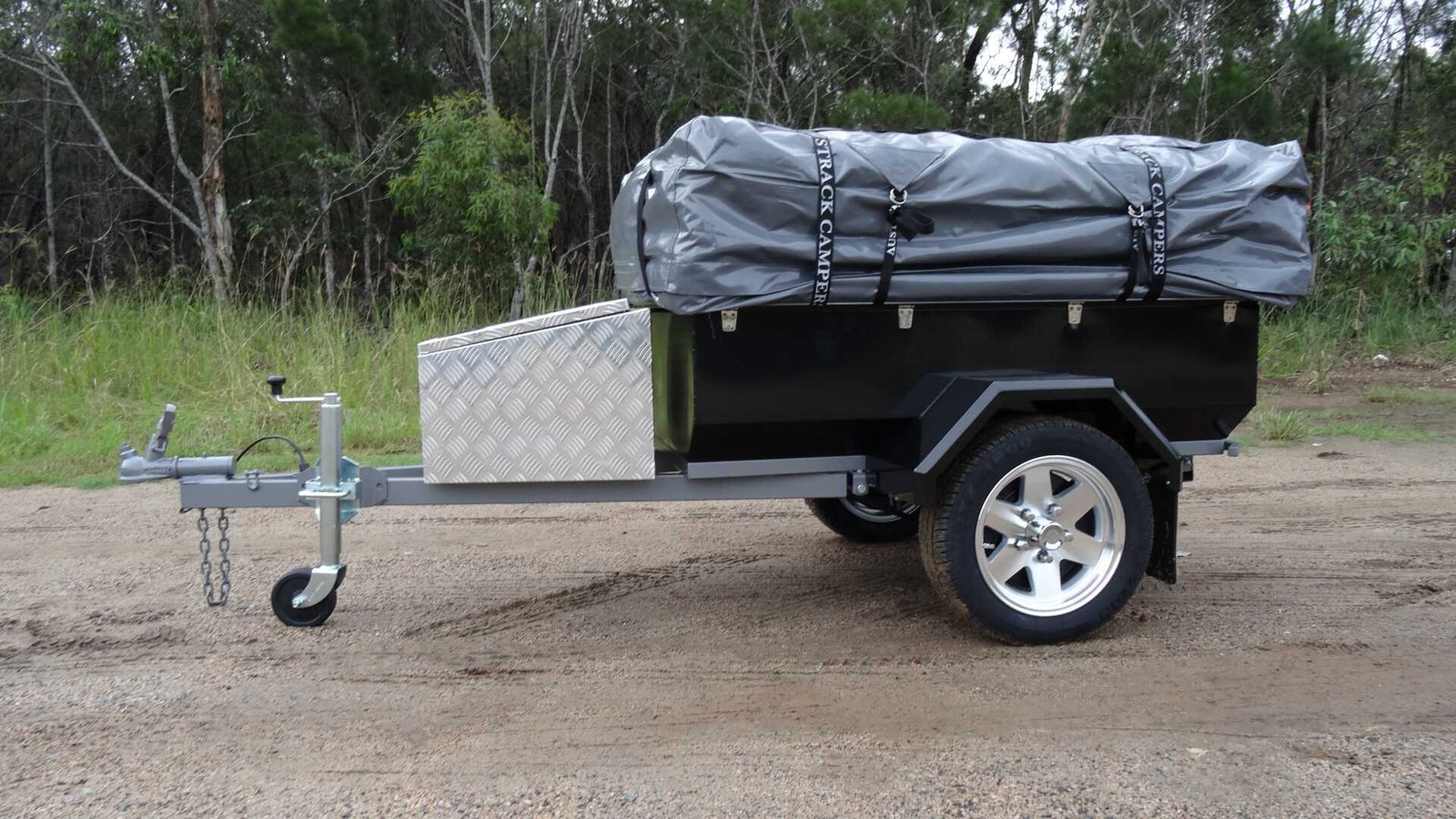 Austrack Scout Motorbike Small Car Camper Off Road Camper Trailers For Sale For Sale