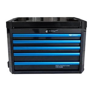 SP40262LEB Tool Chest 730w x 470d x 510h mm MOTORSPORT BLACK/BLUE SP40262LEB