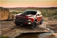 Euro NCAP says 2014 Jeep  Cherokee safety best in class