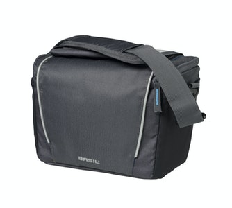Basil Sport Design Handlebar Bag 7L Graphite