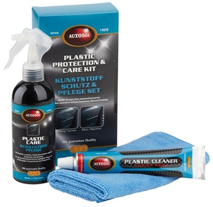Plastic Protection & Care Kit