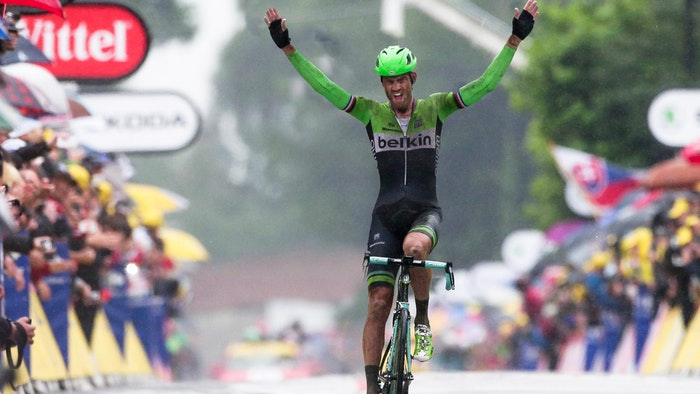 lars bbom bianchi tour de france stage win