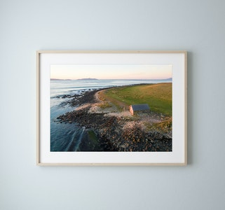 """Swansea Glow"" Tasmania Photography Print"