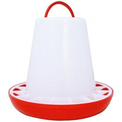 PETstock Red & White Feeder 7kg