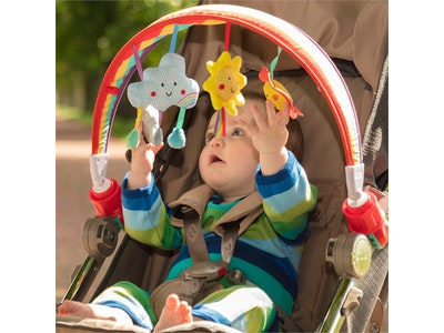 'Say Hello' Happy Adventures Stroller Arch