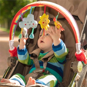 'Say Hello' Happy Adventures Stroller Arch