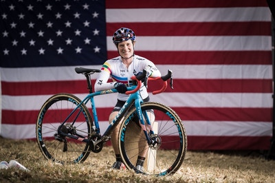 Katie Compton Secures 14th Consecutive CX National Championship
