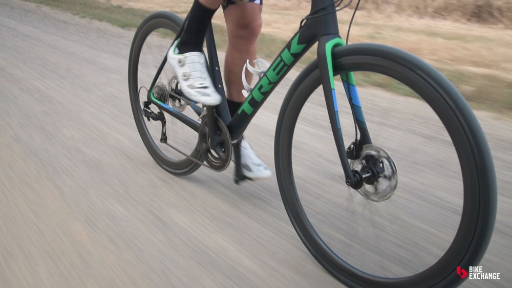 fullpage trek domane sl 5 disc 2017 review gravel