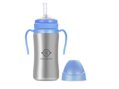 Grosmimi Stainless Straw Cup Thermo Cup 300ml