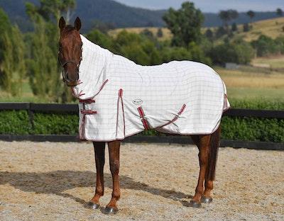 CARIBU Ripstop Horse Rug Combo