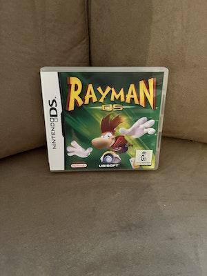 Nintendo DS Rayman