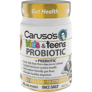 Caruso's Natural Health Caruso's Kids & Teens Probiotic