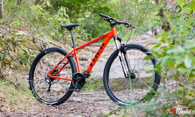 Trek Marlin 7 2017 Mountain Bike Review
