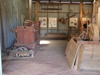 Wool press Lanyon ACT