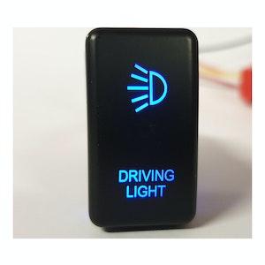 Ford Ranger / Mazda BT50 Driving Light Switch Blue Back Light