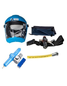 Breathing Air Filter/Mask Kit