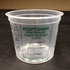 Mixing Cups 375ml - Box of